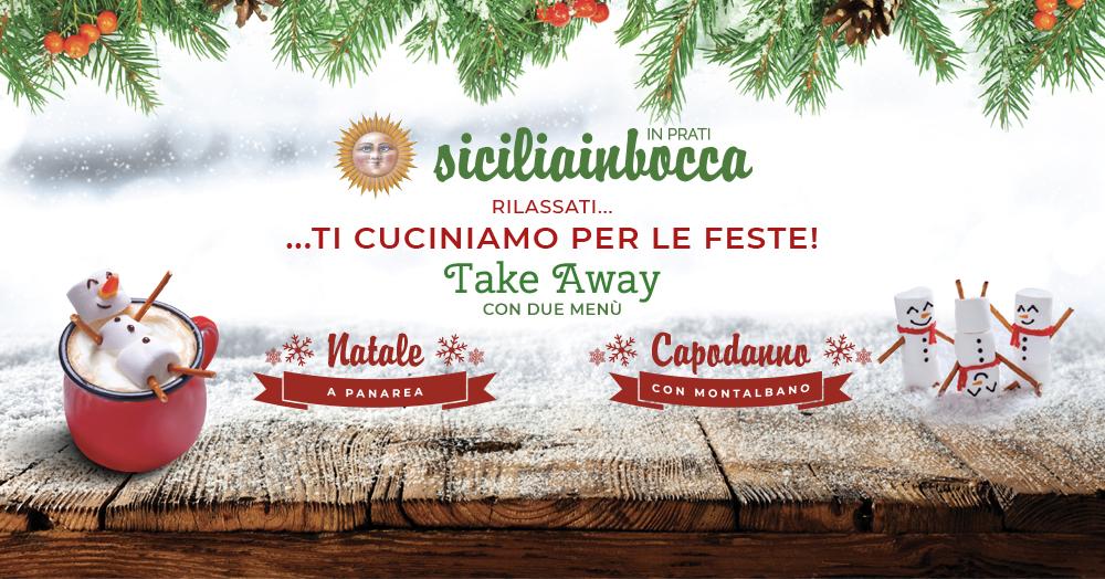 Immagini Natale E Capodanno.Cena Di Natale E Capodanno Take Away Sicilia In Bocca